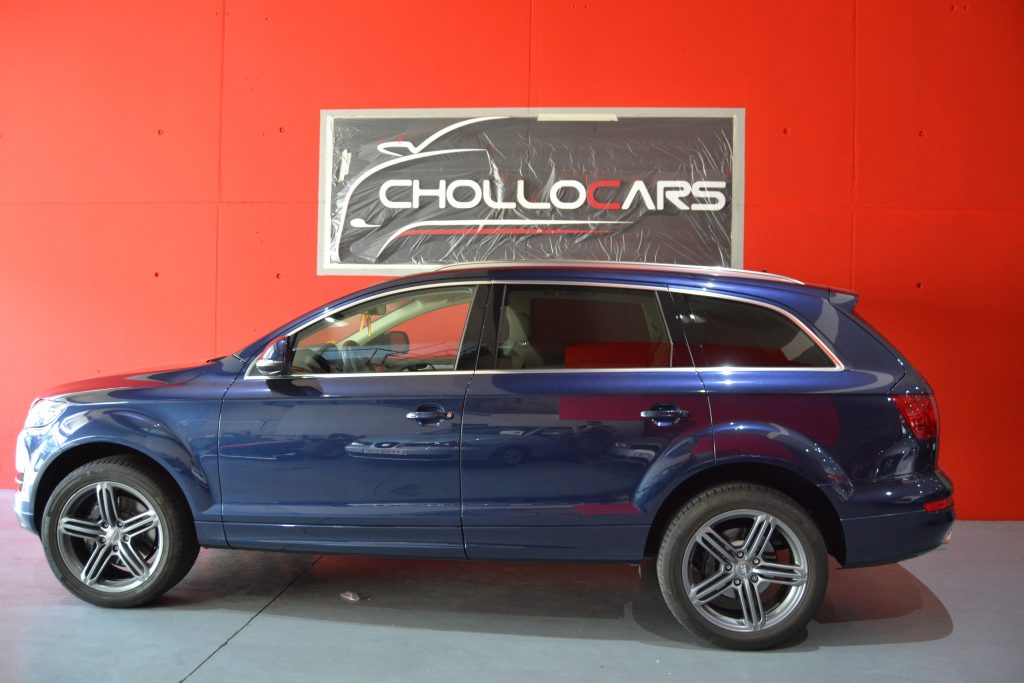 AUDI - Q7 3. 0 TDI ADVANCE EDITION TRI (10)-min