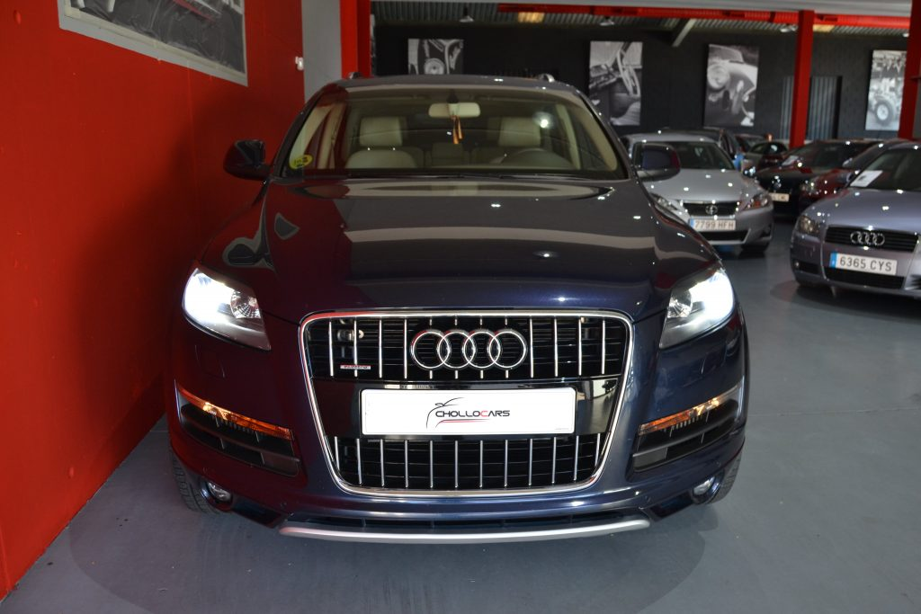 AUDI - Q7 3. 0 TDI ADVANCE EDITION TRI (7)-min
