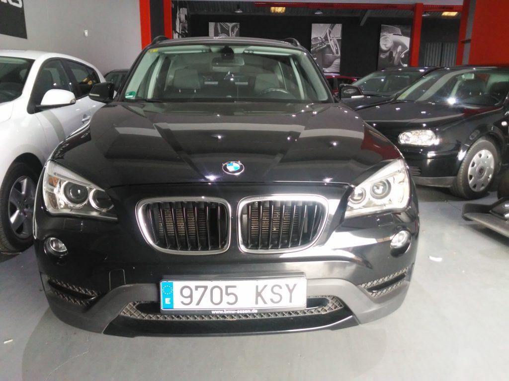 BMW X1 sDrive20d EfficientDynamics Edition (9)-min