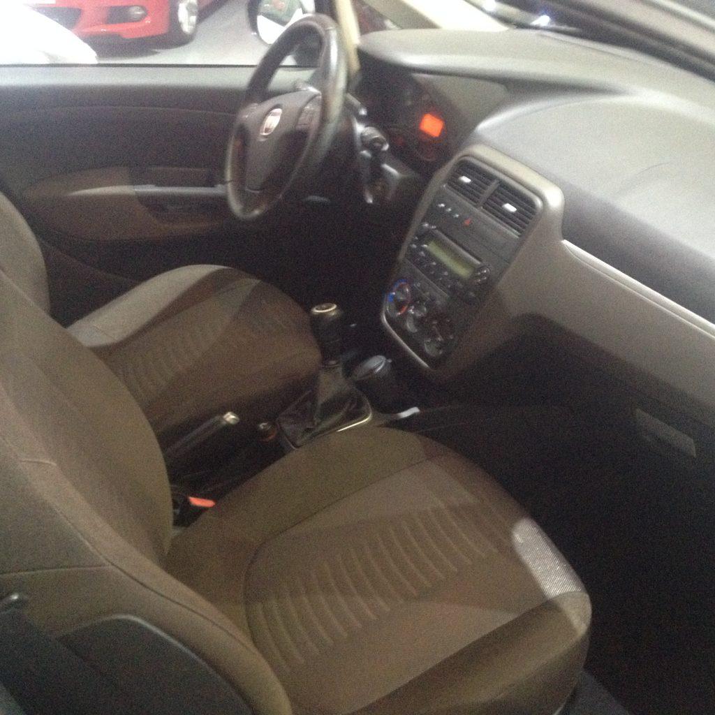 FIAT Grande Punto 1.3 Multijet 16v 90 Dynamic (2)