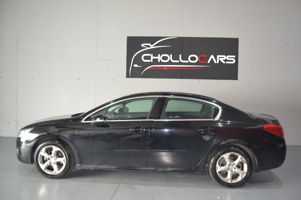 PEUGEOT - 508 1. 6 HDI ACTIVE (4)-min