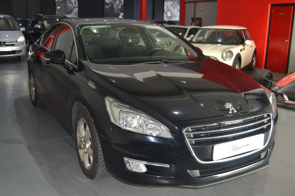 PEUGEOT - 508 1. 6 HDI ACTIVE (9)-min