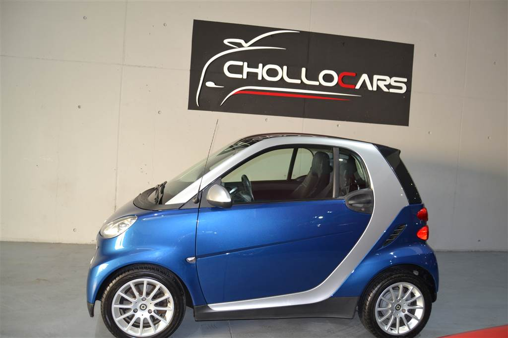 SMART - FORTWO MHD PURE