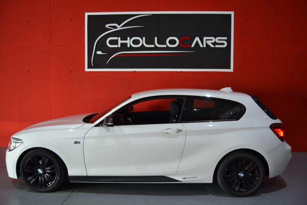 BMW Serie 1 116d Efficient Dynamics