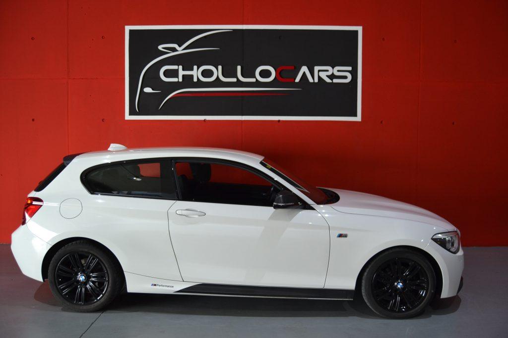 BMW Serie 1 116d Efficient Dynamics (4)