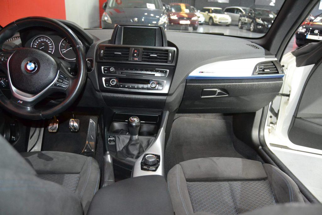 BMW Serie 1 116d Efficient Dynamics (8)
