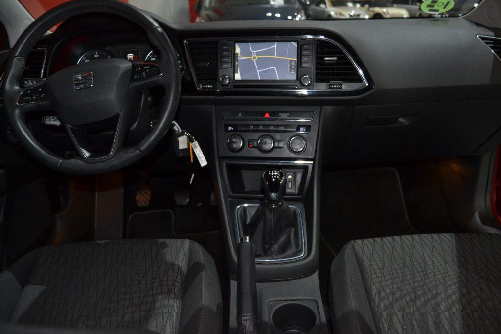 SEAT León ST 1.6TDI CR S&S Style 110 (8)