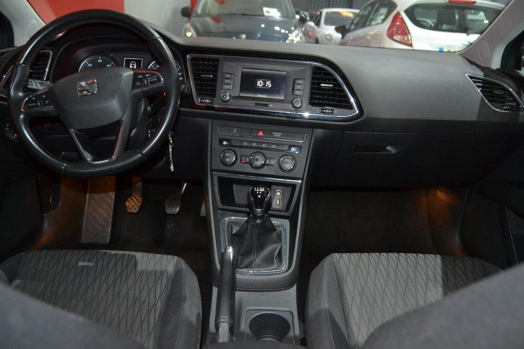 SEAT León ST TDI CR S&S Style