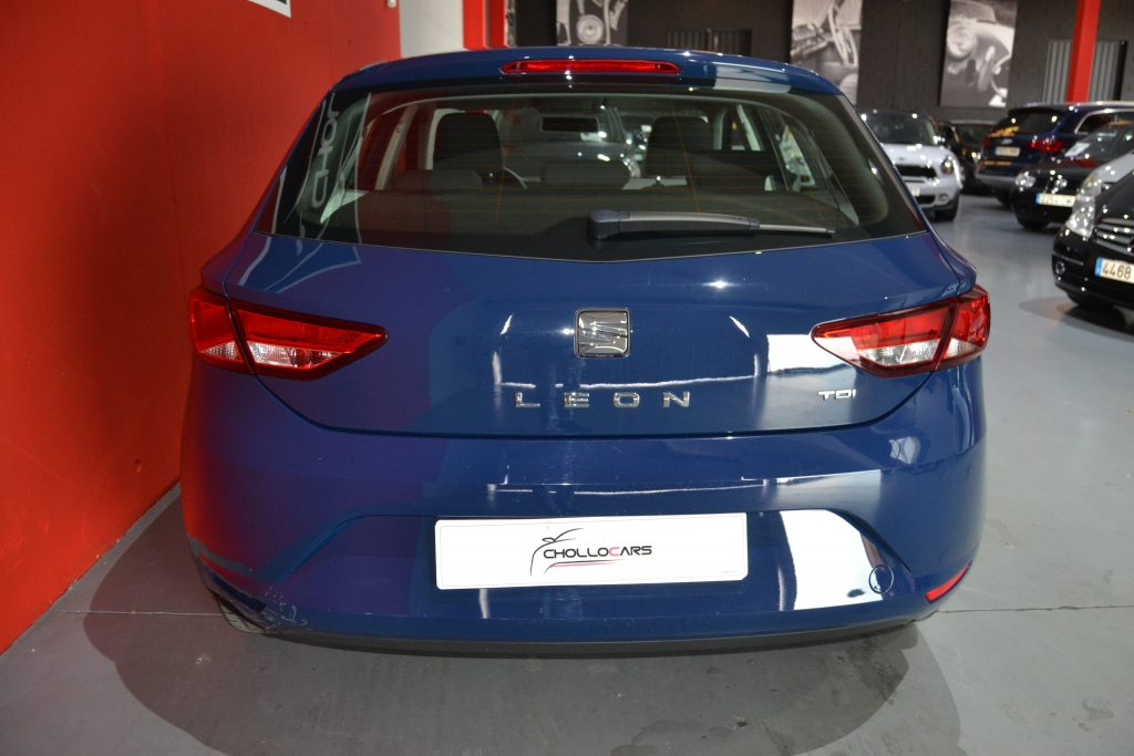 SEAT Leon 1.6 TDI 90CV Reference Plus (10)