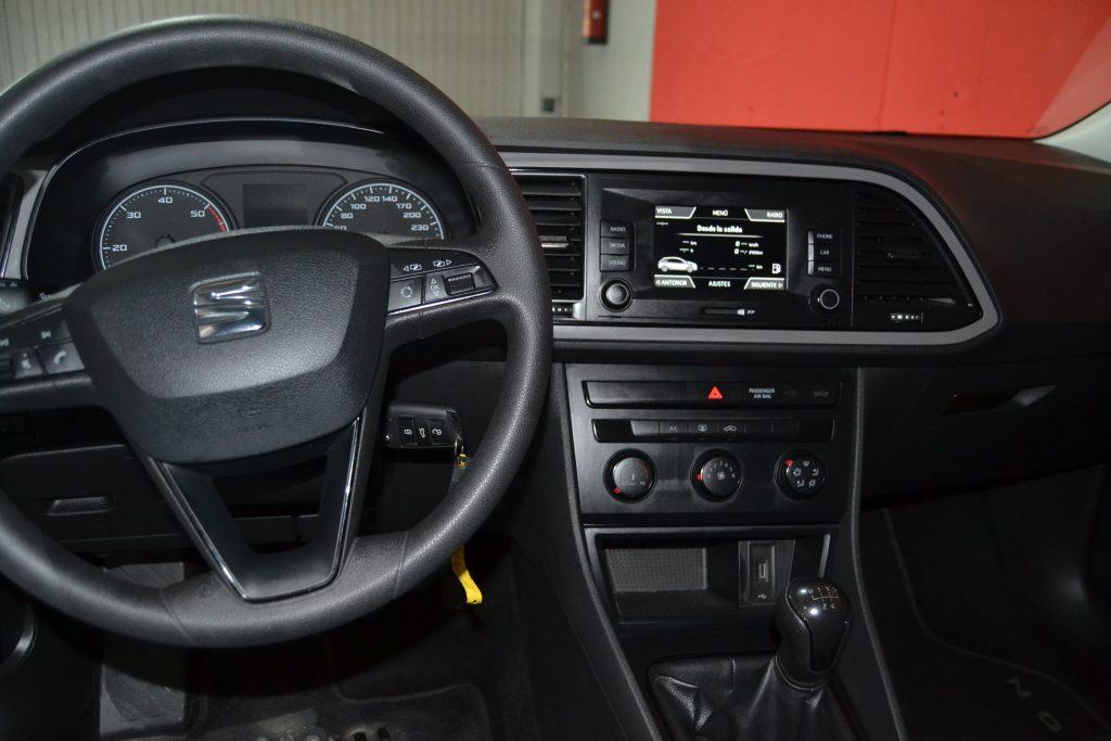 SEAT Leon 1.6 TDI 90CV Reference Plus (3)