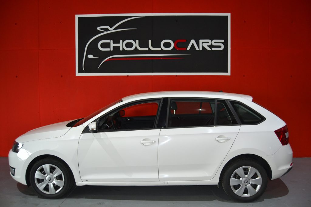 SKODA Rapid TDI CR Ambition