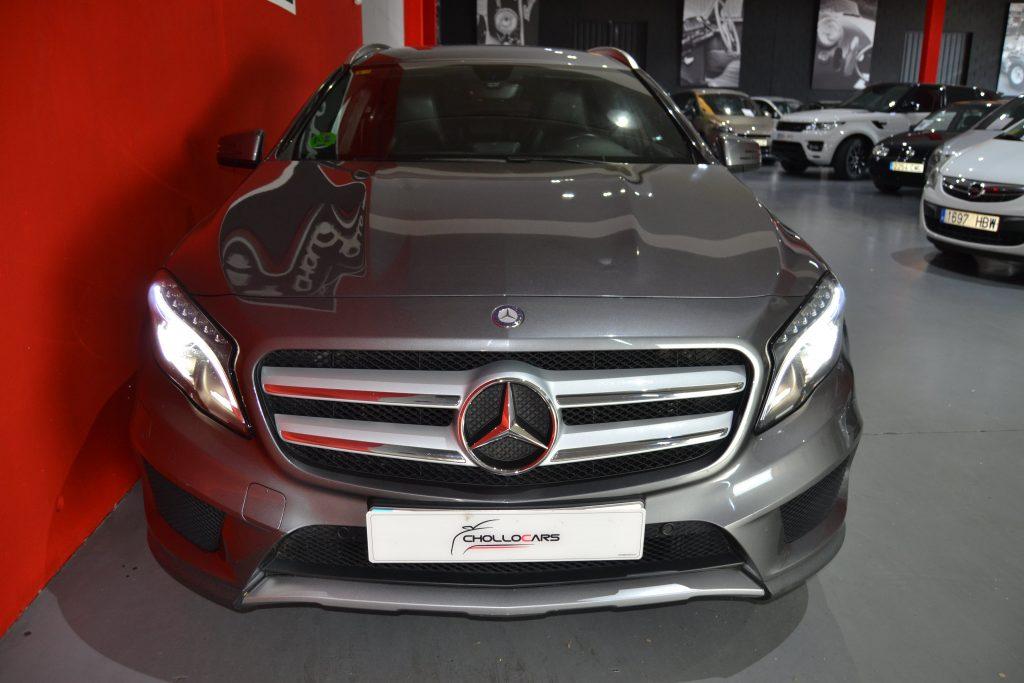 Mercedes GLA 220 CDI 4Matic Style (10)