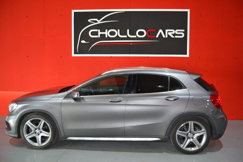 Mercedes GLA 220 CDI 4Matic Style (11)