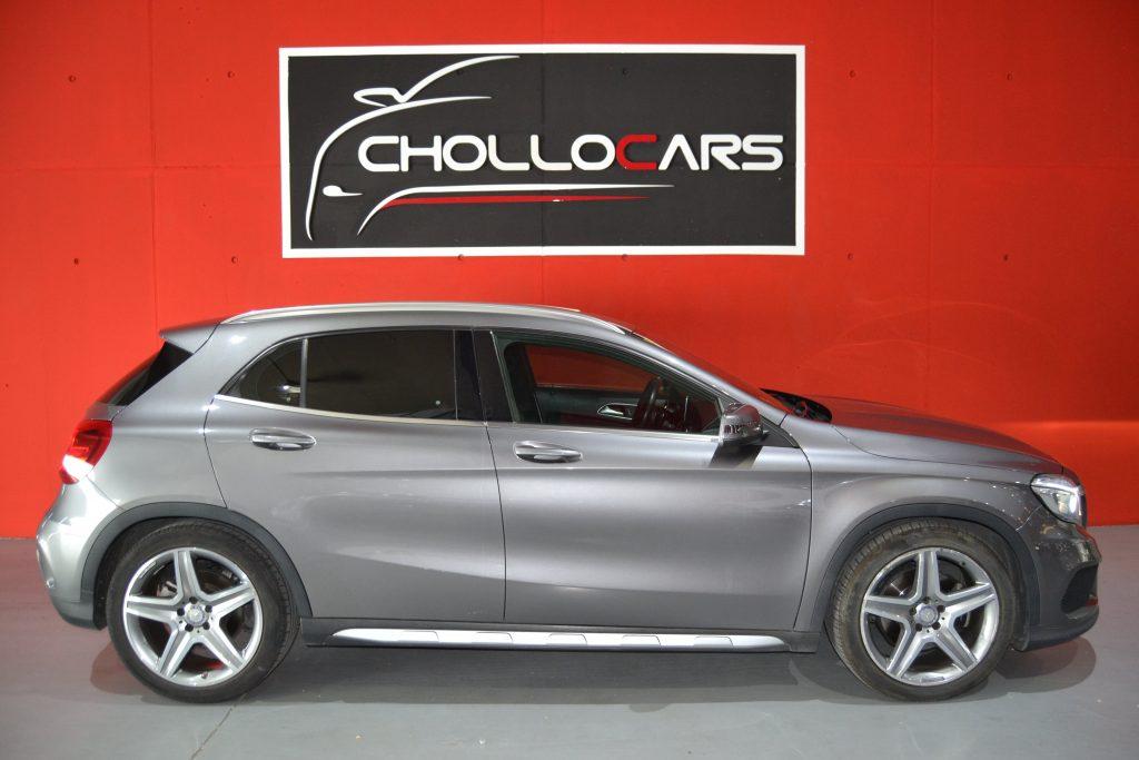 Mercedes GLA 220 CDI 4Matic Style (19)