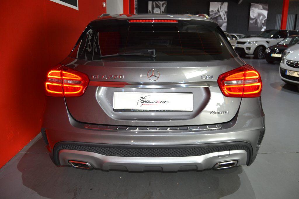Mercedes GLA 220 CDI 4Matic Style (20)