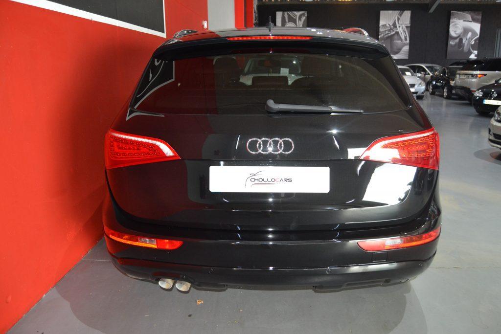 AUDI Q5 TDI quattro S tronic (9)