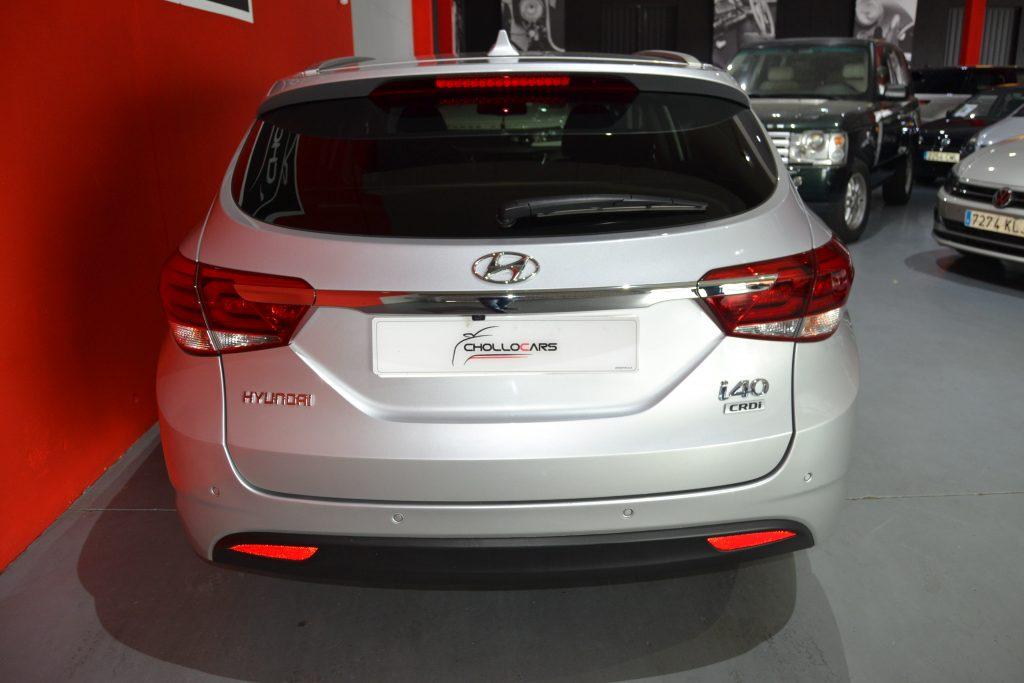 Hyundai i40 CRDi BlueDrive Tecno Sky (15)