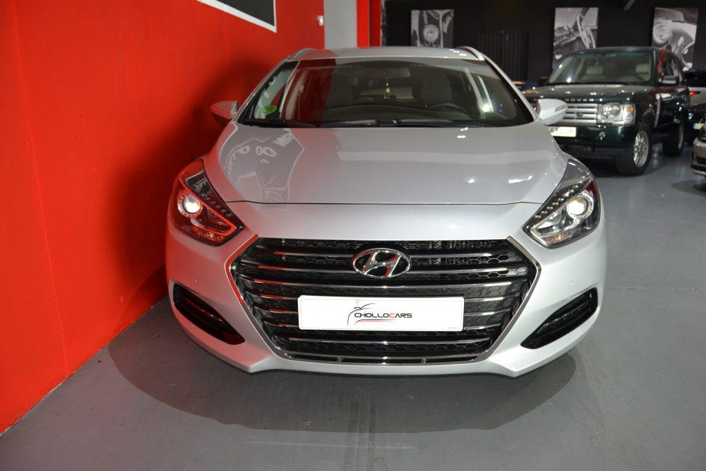 Hyundai i40 CRDi BlueDrive Tecno Sky (4)