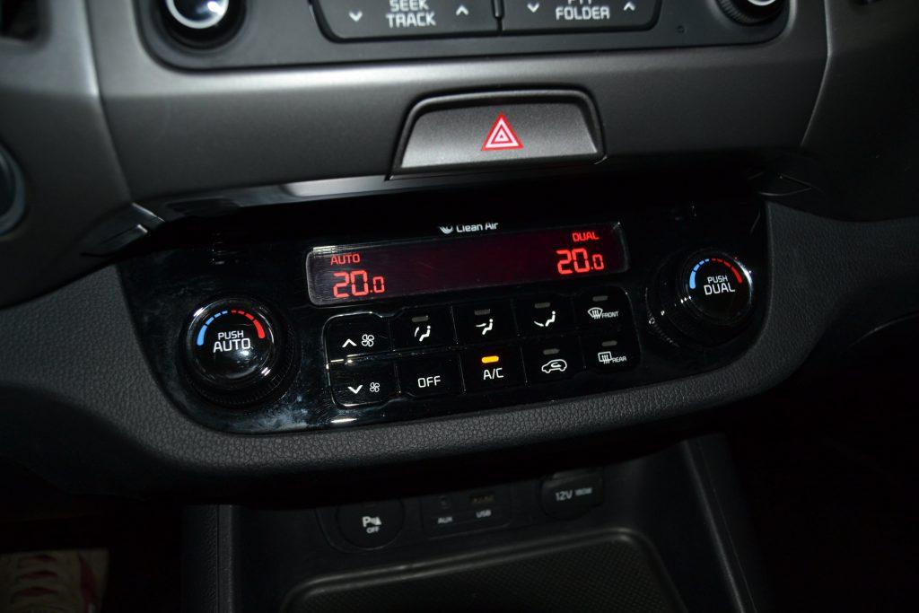 KIA Sportage CRDI VGT Drive 4x4 (1)