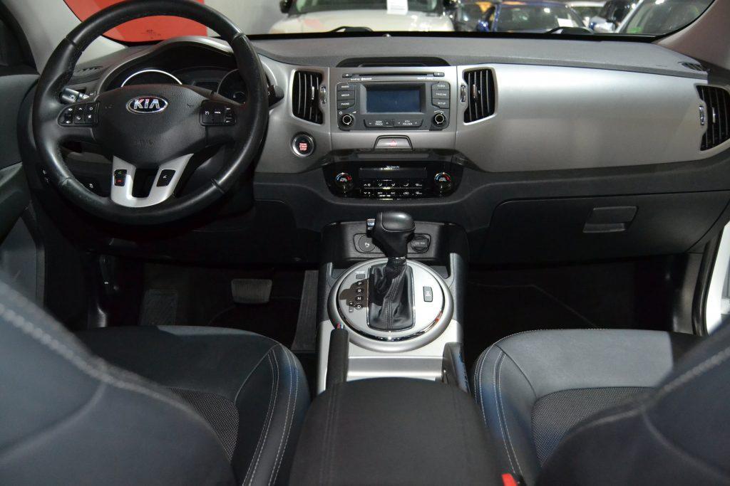 KIA Sportage CRDI VGT Drive 4x4 (13)