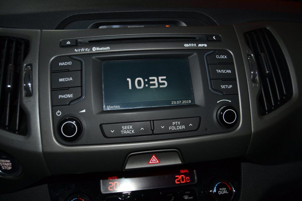 KIA Sportage CRDI VGT Drive 4x4 (4)