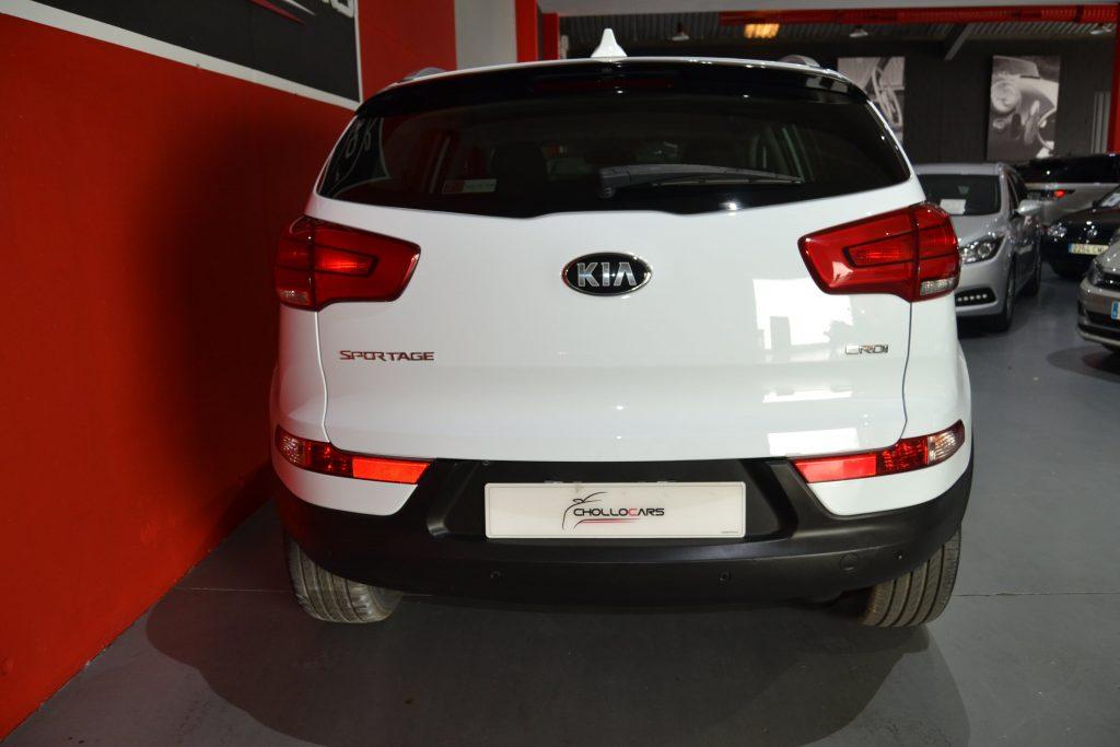 KIA Sportage CRDI VGT Drive 4x4