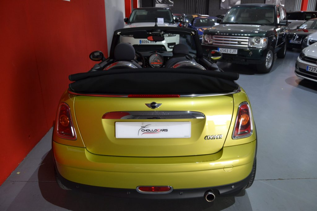 MINI Cooper Cabrio (12)