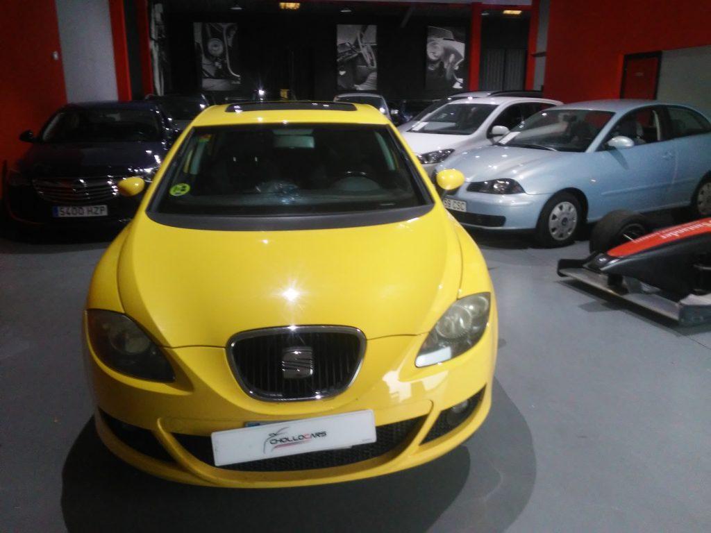 SEAT Leon 1.9 TDI 105cv Sport Limited