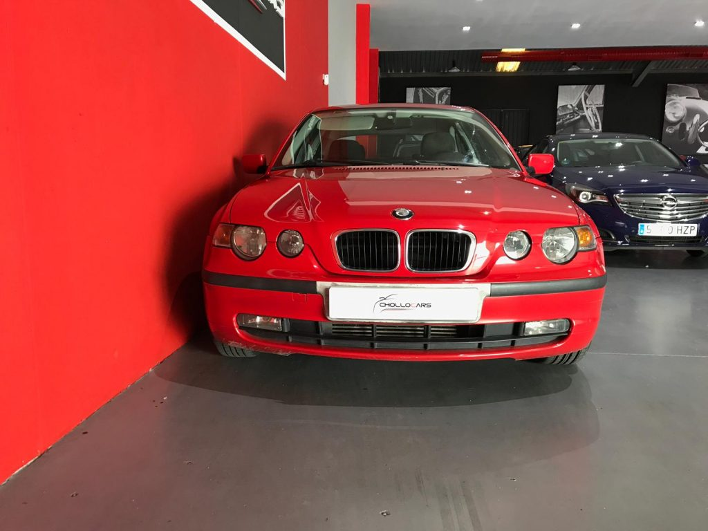 BMW Compact 318td Compact M Sport