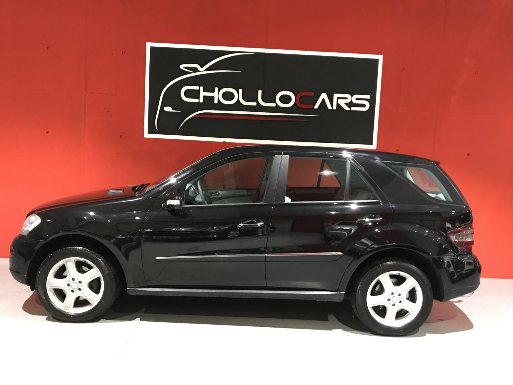 MERCEDES ML 320CDI 4MATIC AUTOMATICO
