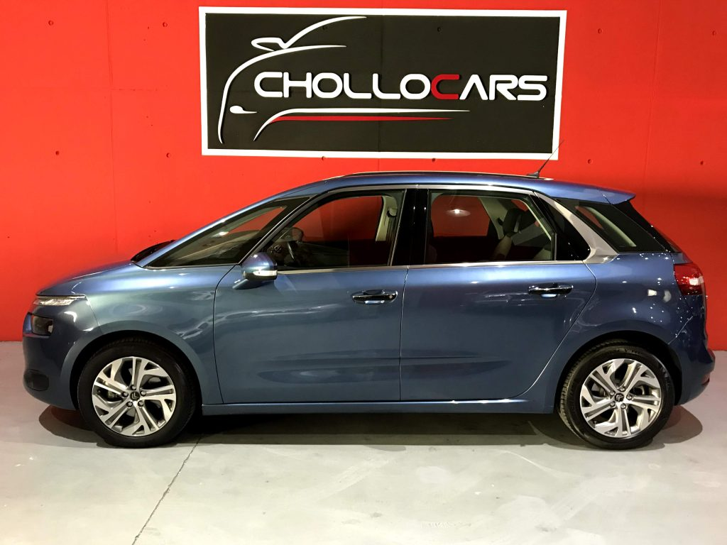 CITROEN C4 PICASSO BLUEHDI 150CV INTENSIVE PLUS