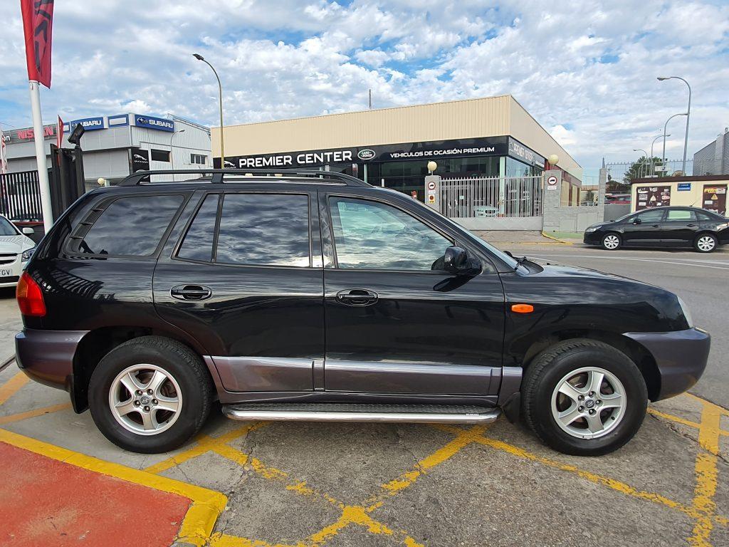 HYUNDAI Santa Fe 2.7 V6 STYLE